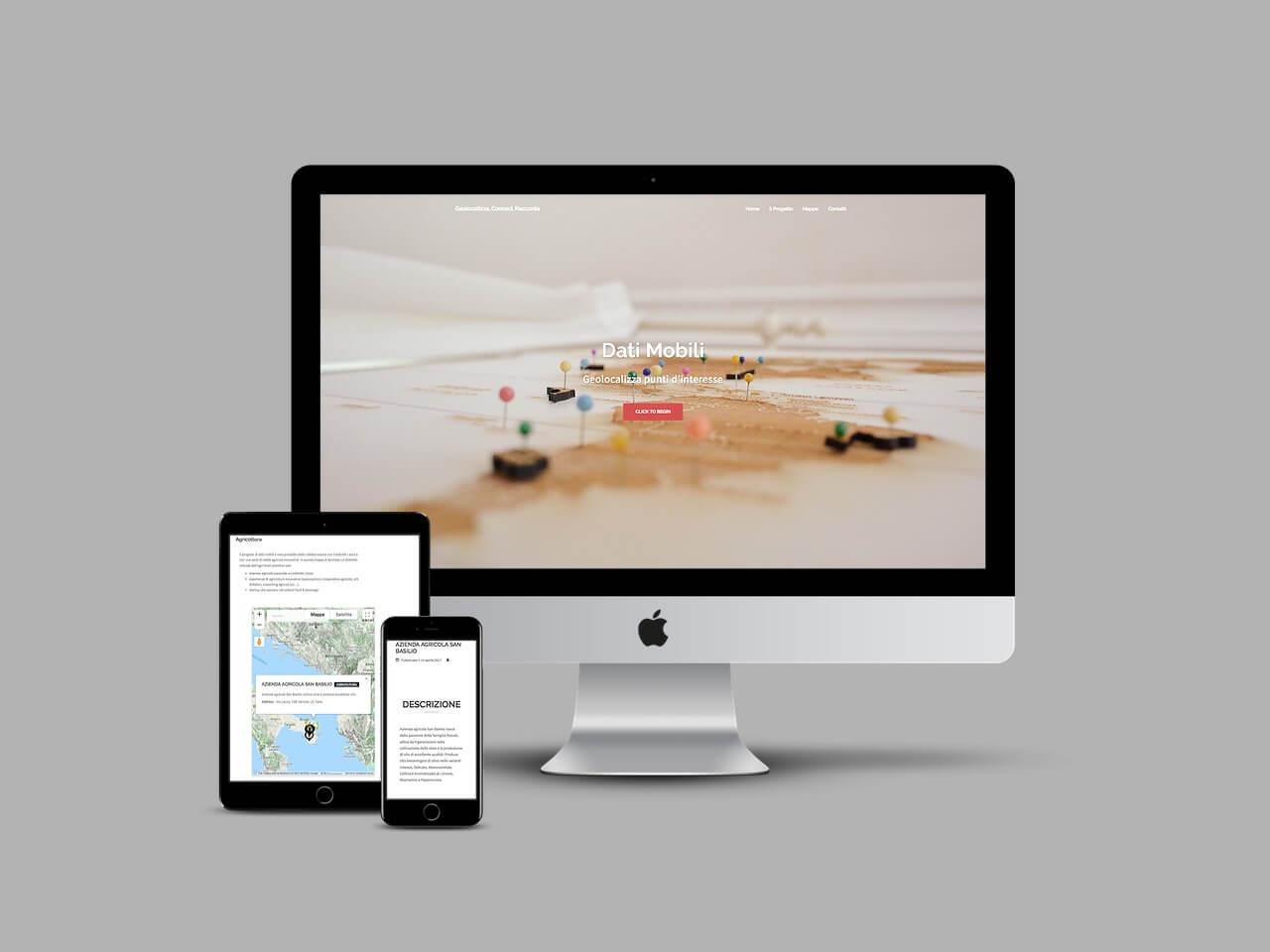 Dati Mobili – Caratteri Mobili
