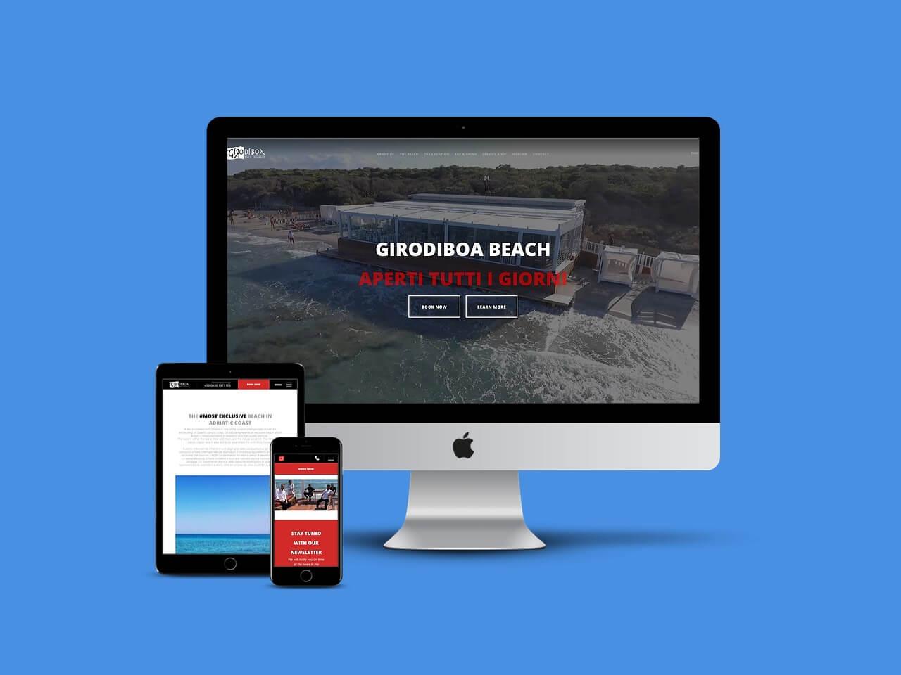 GirodiBoa Beach